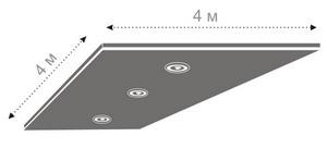 Расчет стоимости натяжного потолка