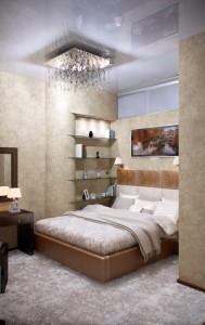 Освещение и натяжные потолки