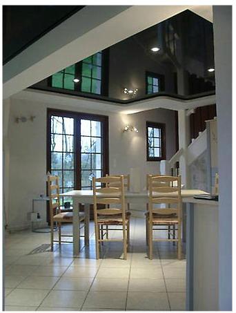 Натяжной потолок: советы дизайнера